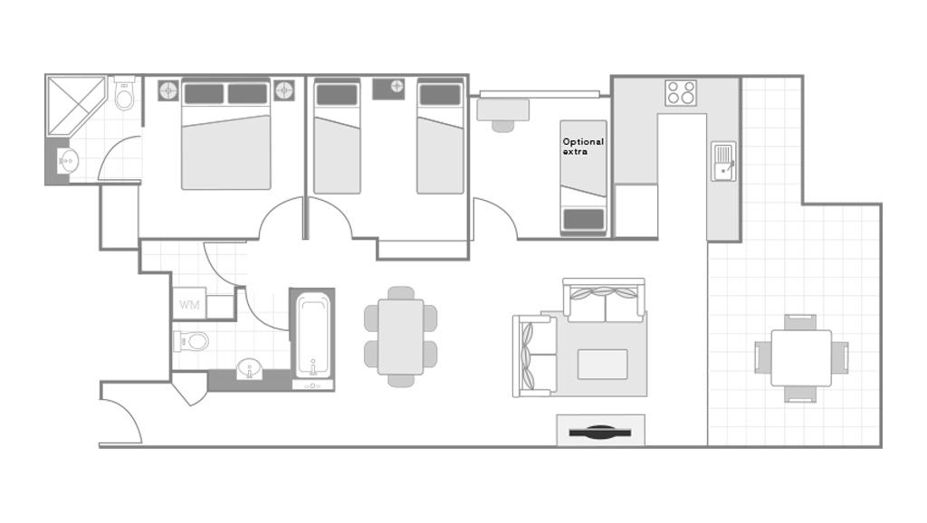 3bedroom+studio-apartment-b0